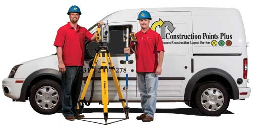 The Constructions Points Plus team